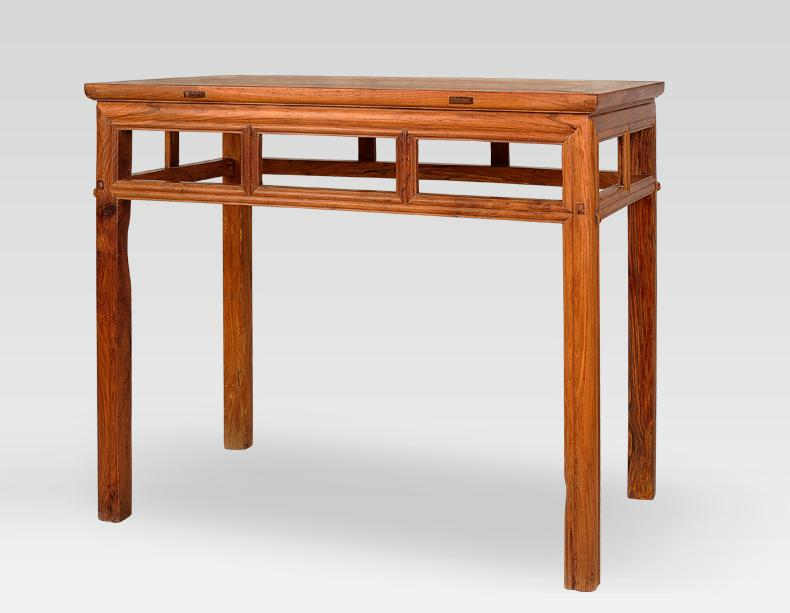 红木家具研究-榫卯:藏在木头里的灵魂