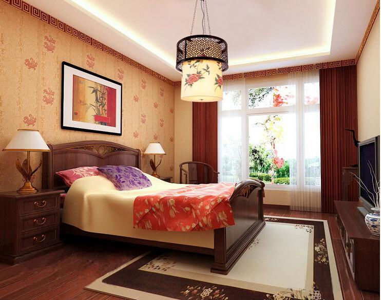 背景墙 房间 家居 起居室 设计 卧室 卧室装修 现代 装修 742_584
