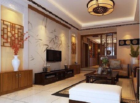 中式装修-中式客厅,中式灯具,木艺灯饰,陶瓷灯饰,木艺灯具,羊皮灯