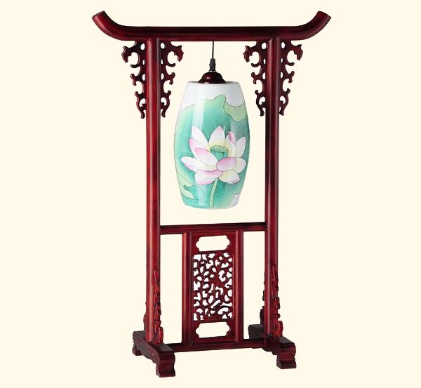 木皇戈顿陶瓷灯