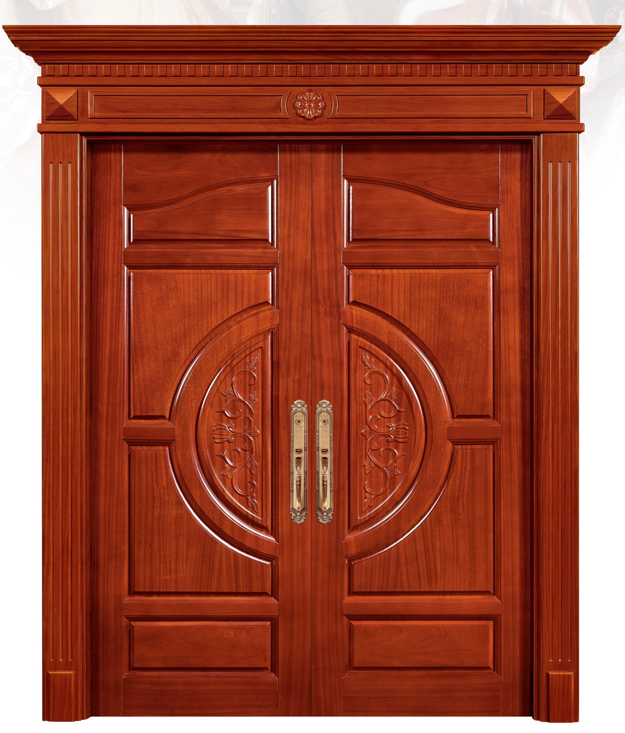 中式装修、红木整装、红木木门02