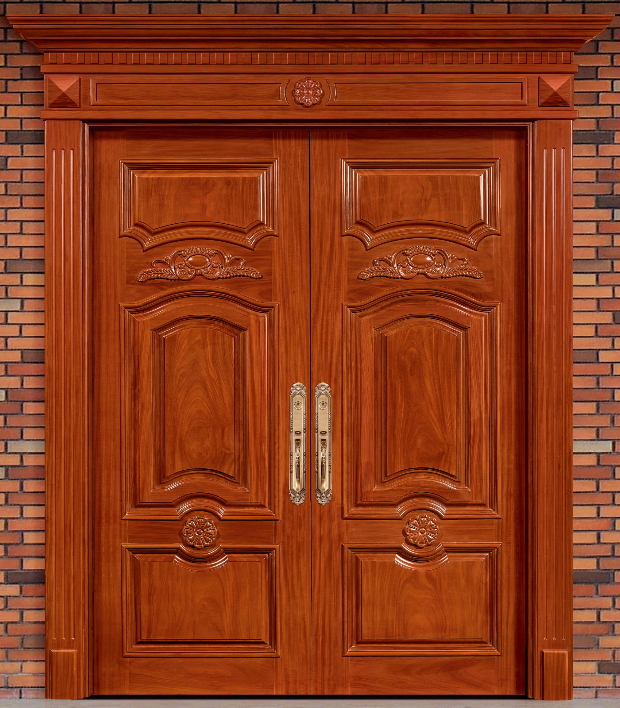 中式装修、红木整装、红木木门03