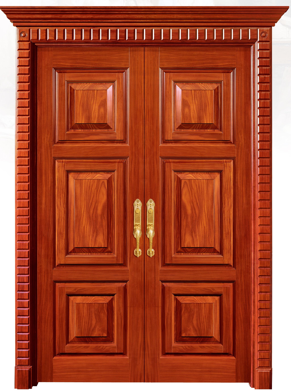 中式装修、红木整装、红木木门05