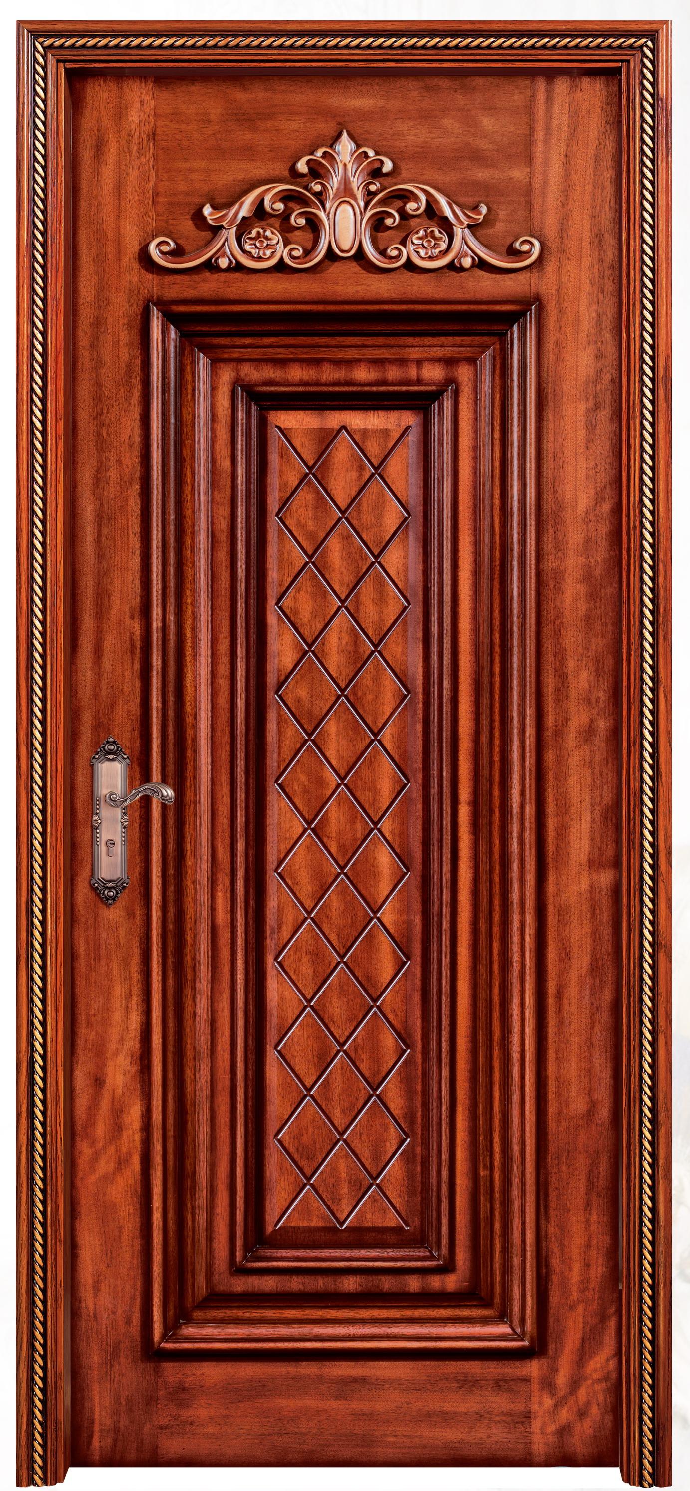 中式装修、红木整装、红木木门06
