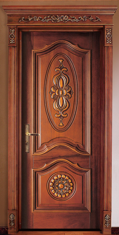 中式装修、红木整装、红木木门07