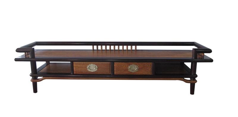 中式装修、红木整装、红木家具01