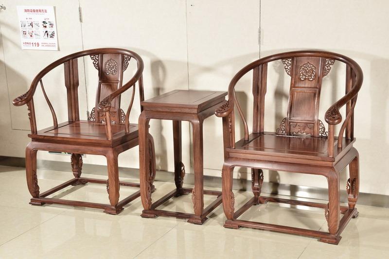 中式装修、红木整装、红木家具05