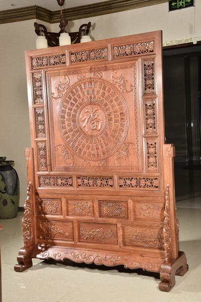 中式装修、红木整装、红木家具06