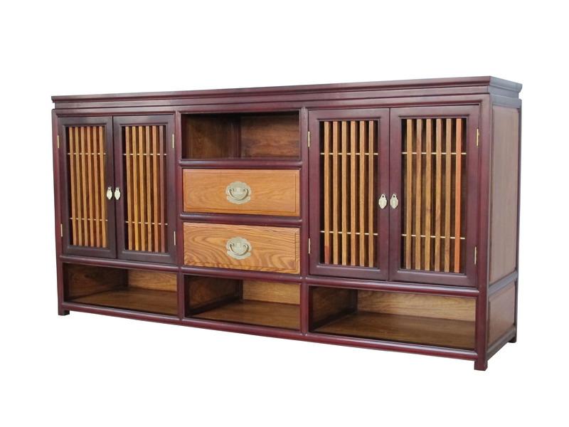 中式装修、红木整装、红木家具10