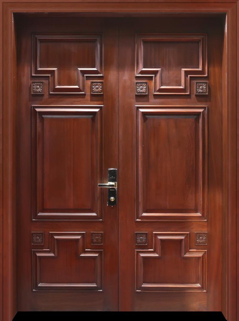 中式装修、红木整装、红木木门17