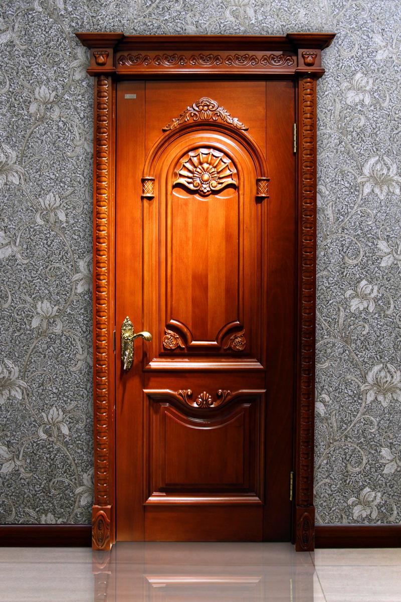 中式装修、红木整装、红木木门19