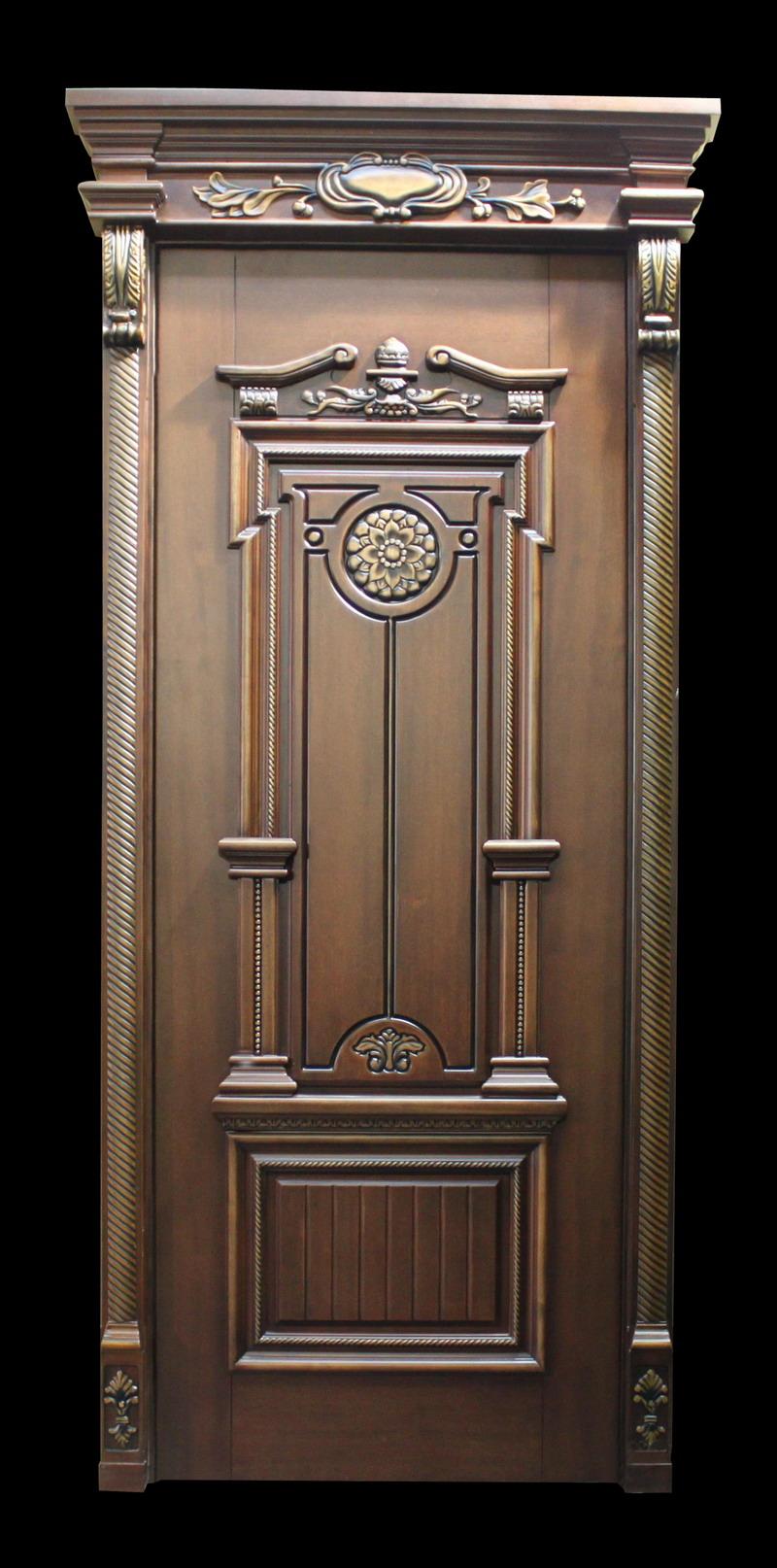 中式装修、红木整装、红木木门21