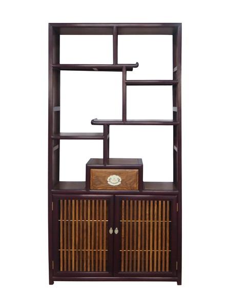 中式装修、红木整装、红木橱柜05
