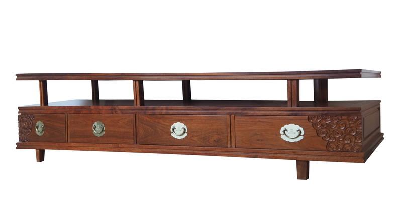中式装修、红木整装、红木橱柜07