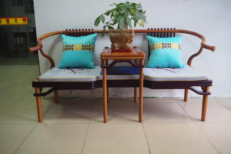 中式装修、红木整装、红木家具20